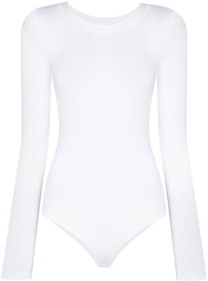 Wolford Berlin long-sleeve bodysuit