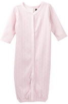 Tea Collection Concetta Convertible Gown (Baby Girls)