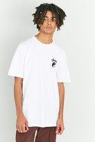 Stussy Stock Yin-yang White T-shirt