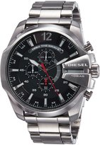 Diesel Men's Mega Chief DZ4308 Stainless-Steel Quartz Watch