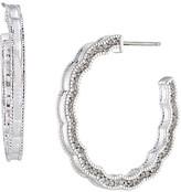 Carolee The Cloisters Hoop Earrings