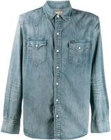 Polo Ralph Lauren western denim shirt