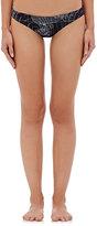 Vilebrequin Women's Frise Bikini Bottom-NAVY