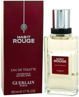 Guerlain Habit Rouge Eau De Toilette Spray 50ml