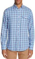 Vineyard Vines Seaview Plaid Crosby Slim Fit Button-Down Shirt