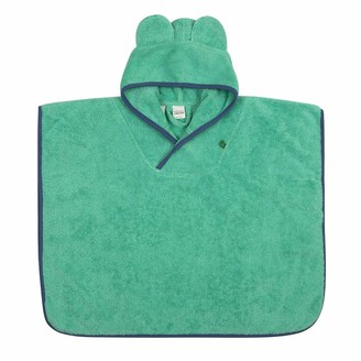 Fred's World by Green Cotton Baby Boys' Towel Poncho Swimsuit