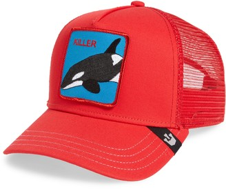 Goorin Bros. Killer Whale Trucker Hat