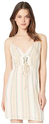 O'Neill Brida Stripe Dress (Multicolored) Women's Dress