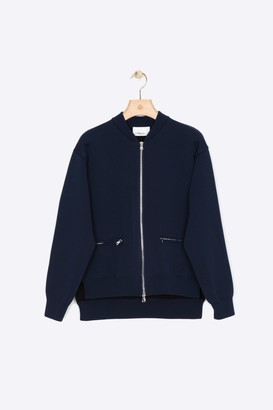 3.1 Phillip Lim Relaxed Bomber Jacket