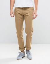 Lee Daren Regular Straight Jean Army Drab
