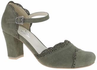 Hirschkogel Women's 3007836 Closed Toe Heels
