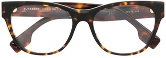 Burberry Tortoiseshell-Effect Glasses