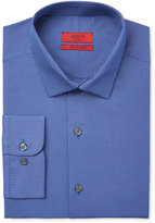 Alfani RED Men's Extra Slim-Fit Confetti-Print Dress Shirt, Only at Macy's
