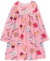 Gymboree Breakfast Nightgown