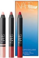 NARS NARSissist #JetSetter Lip Pencil Trio