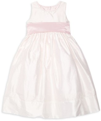 Isabel Garreton Little Girl's Special Occasion Silk Fantasy Dress