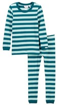 Coccoli Striped Pajamas (Toddler & Little Kids)