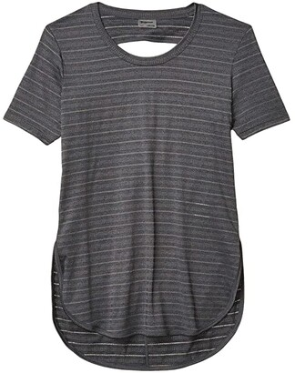 Marmot Ellie Short Sleeve Tee (Black) Women's T Shirt