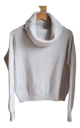Hermes Grey Wool Knitwear