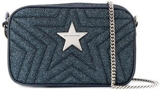 Stella McCartney Star glitter cross-body bag