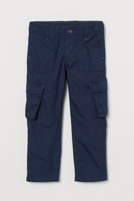 H&M Lined Cargo Pants