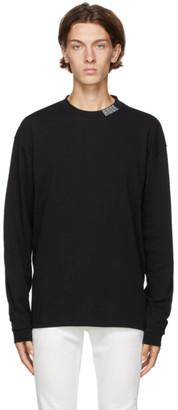 HUGO BOSS Black Dotch Long Sleeve T-Shirt