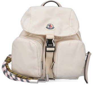 Moncler Mini Dauphine Logo Patch Backpack