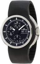 """Fortis Men's 661.20.31 K """"Spaceleader"""" Stainless Steel Automatic Watch"""