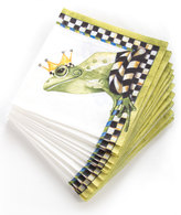 Mackenzie Childs MacKenzie-Childs Frog Paper Cocktail Napkins