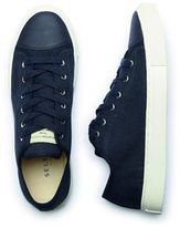 Selected Homme Navy 'jean' Canvas Shoes