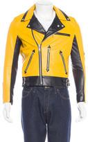 99% Is Leather Moto Jacket