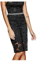 G by Guess GByGUESS Women's Attalia Lace Skirt