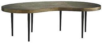 Arteriors Sloan Coffee Table - Dark Antique Brass