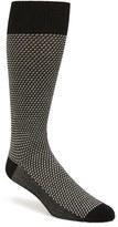 Men's Calibrate Jacquard Pattern Socks