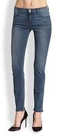 J Brand Photo Ready 811 Mid-Rise Skinny Jeans