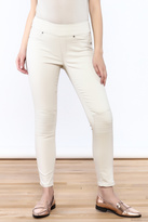 Tribal Casual Beige Pants