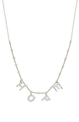 Kozakh Hope Pendant Necklace