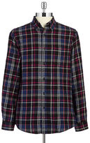 Hudson North Plaid Flannel Shirt