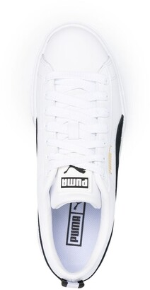 Puma Platform Low-Top Sneakers