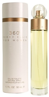 Perry Ellis 360 By For Women. Eau De Toilette Spray 1.7 Ounces