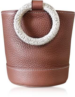 Simon Miller S801 Toffee Bull Lagun Bonsai Bucket Bag