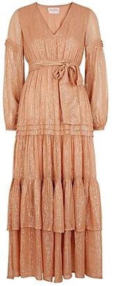 SUNDRESS Estelle Tan Dress - XS/S