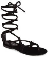 Jeffrey Campbell Women's Lima Lace-Up Sandal