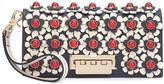 Zac Posen Earthette Embellished Wristlet Clutch