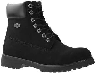 Lugz Mens Convoy Wr Water Resistant Work Boots