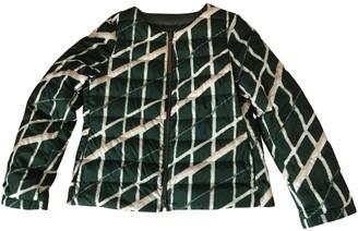 Maliparmi Green Jacket for Women