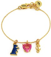 Juicy Couture Girls Swept Away Charm Bracelet