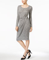 Bar III Twisted Bodycon Dress, Only at Macy's