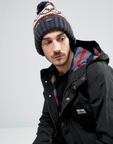 Barbour Wool Easton Knit Beanie