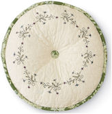 Cassandra Home ExpressionsTM Round Decorative Pillow